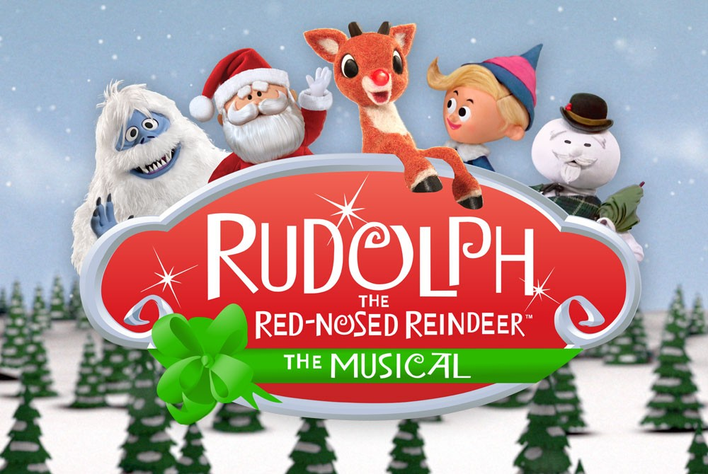 rudolph the rednosed reindeer the musical  december 16