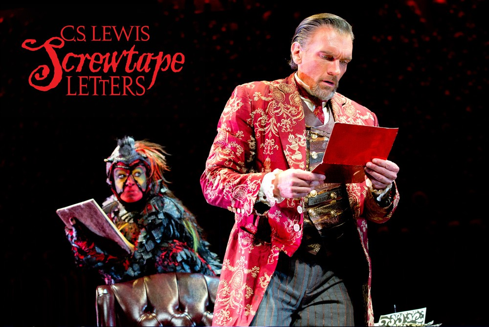 screwtape letters play c s lewis the screwtape letters october 14 ekucenter 7708