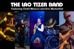 CANCELED: THE LAO TIZER BAND FEATURING CHIELI MINUCCI & ERIC MARIENTHAL