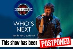 POSTPONED: CLASSIC ALBUMS LIVE - THE WHO: WHO'S NEXT