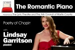 The Lyric Living Room Series: The Romantic Piano: Poetry of Chopin